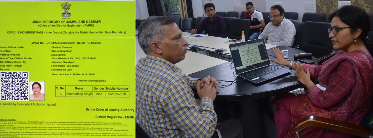 ePASS service launched in district Jammu