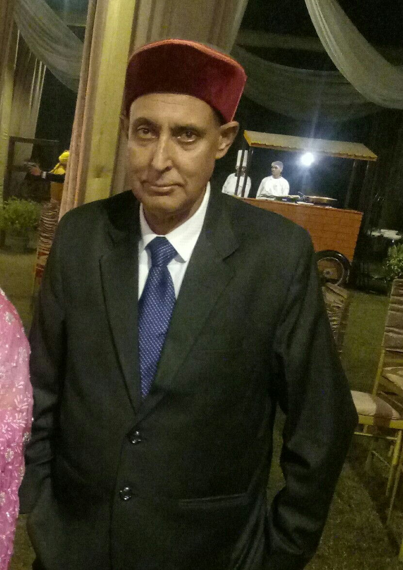 Bopar Mandal President Parveen Sawhney Passed away