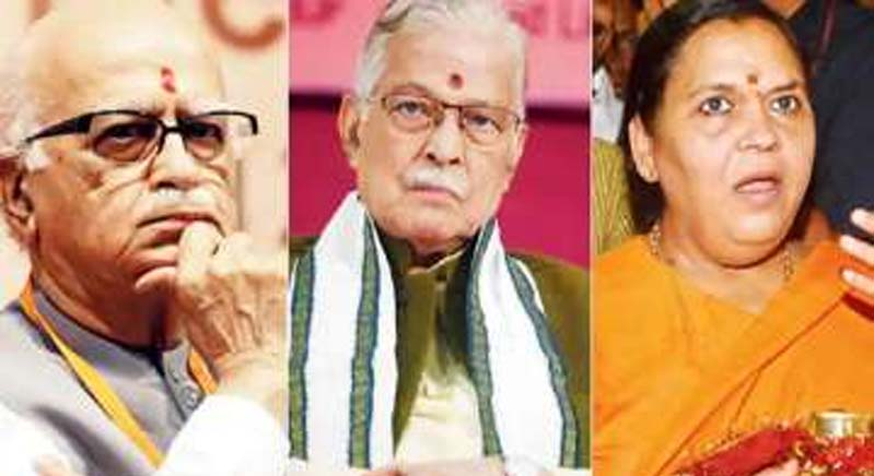 No conclusive proof: LK Advani, MM Joshi, 30 others acquitted by Lucknow court in Babri Masjid case