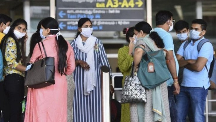 India records 86,960 COVID-19 cases & 1,130 deaths in a single-day; tally crosses 54-lakh mark