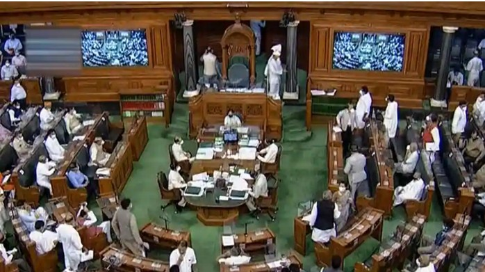 Rajya Sabha: 8 Opposition MPs suspended for a week after protests over farm bills