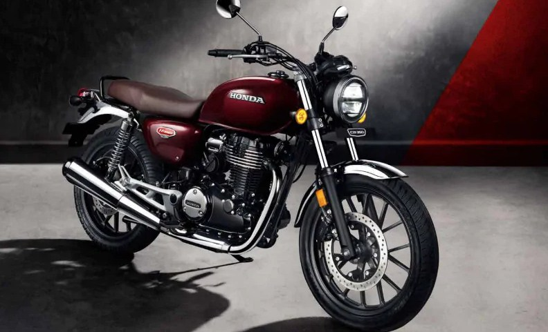 Honda H'Ness CB 350 Modern Classic Launched; Priced Around Rs 1.90 Lakh