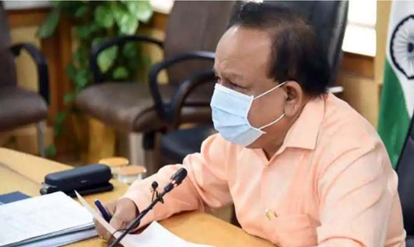 No significant mutation of coronavirus in India: Harsh Vardhan
