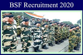 BSF Recruitment 2020 for 228 Constable Tradesman, HC, AC SI, JE and ASI Posts Across India, Apply Online @bsf.gov.in