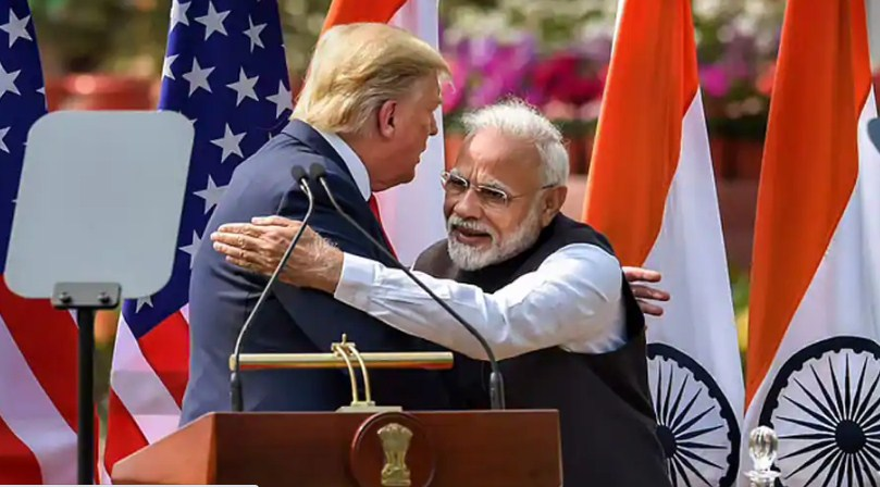PM Narendra Modi wishes 'quick recovery' to his 'friend' Donald Trump and Melania from COVID-19