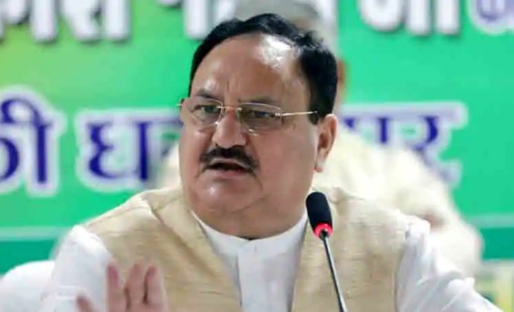 Stay away from Ballia incident: BJP chief JP Nadda warns party MLA who backed key accused