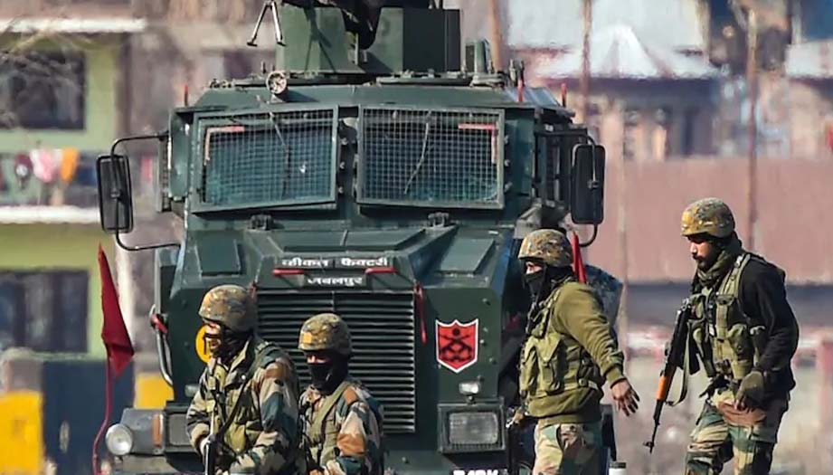 Encounter breaks out in South Kashmir's Anantnag