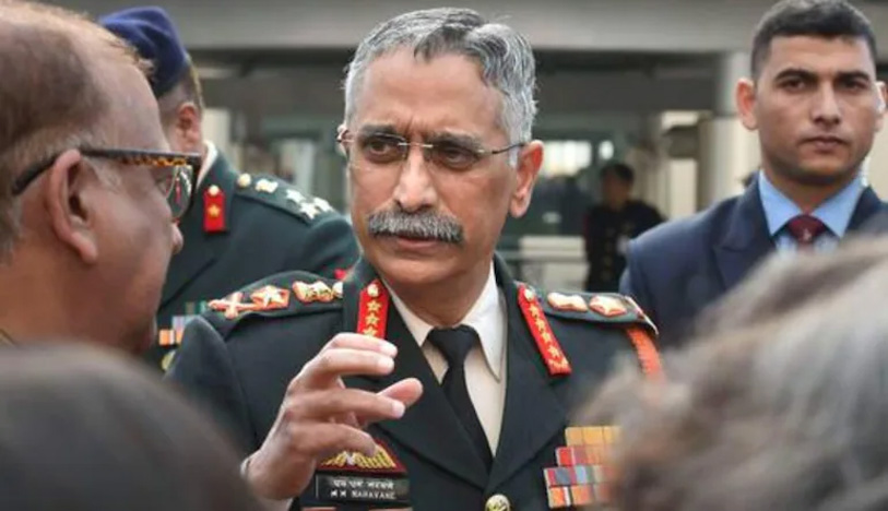 'Not an inch of land lost': Army chief on India-China standoff in Ladakh