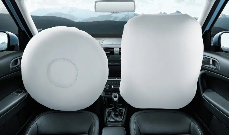 Front airbags to be mandatory in passenger vehicles from April 1