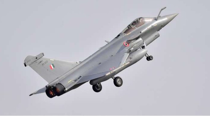 Three more Rafale fighter jets to land in India today