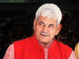 Only 50% shops to open on alternate days: LG Manoj Sinha