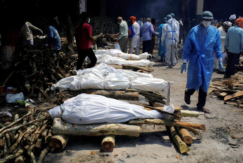 COVID-19 – 1.14 lakh new cases, 2,677 deaths reported in last 24 hours