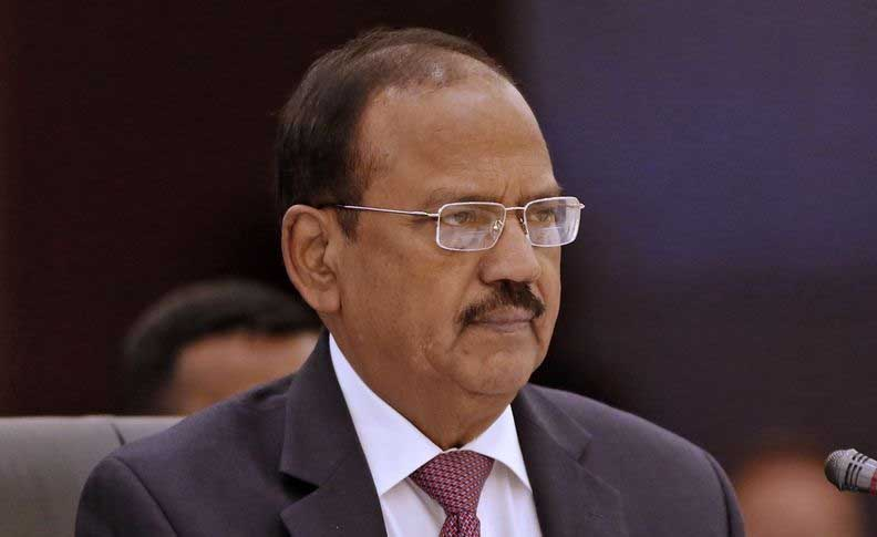 NSA Doval involved in ongoing political process in Jammu and Kashmir