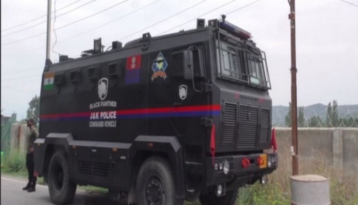 J&K Police inducts Black Panther Command Control Vehicle to boost operation capabilities
