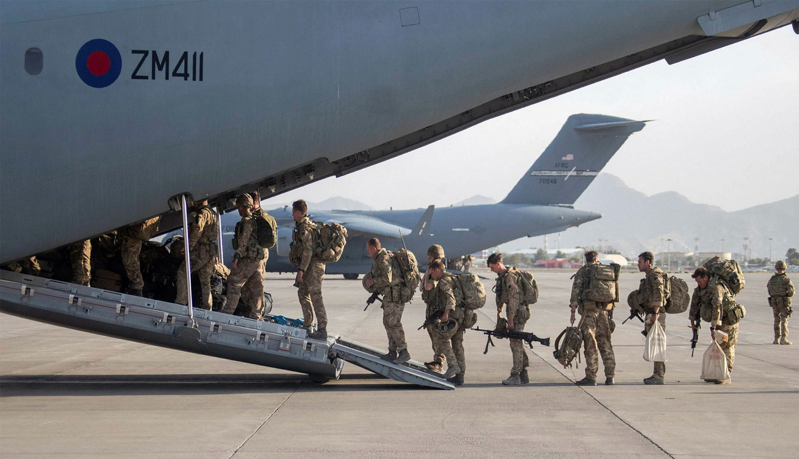 Another attack at Kabul airport highly likely in 24-36 hours, warns Joe Biden