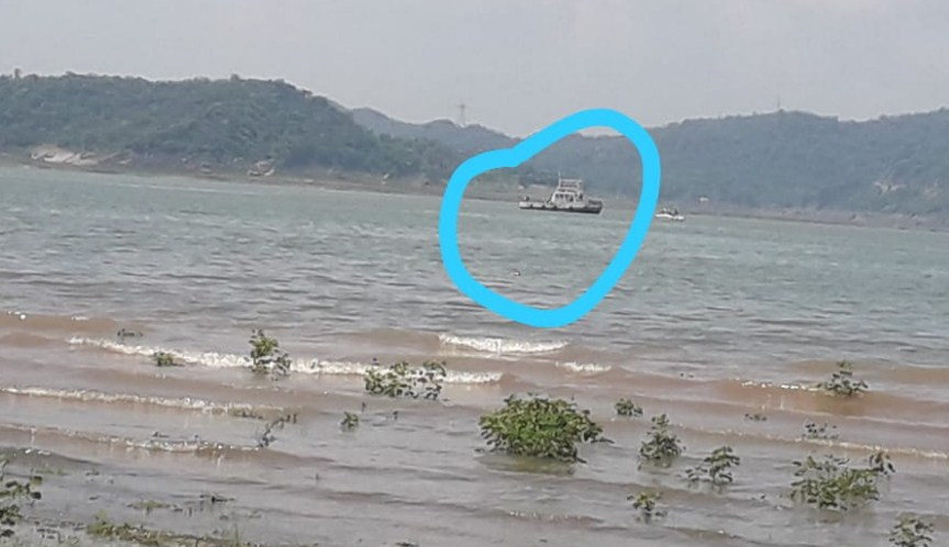 Army Helicopter Crashes Near Ranjit Sagar Dam in J&K's Kathua, Rescue Ops Underway