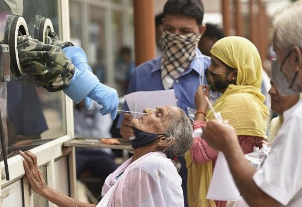 COVID-19 update: India records 30,256 new cases, 295 deaths