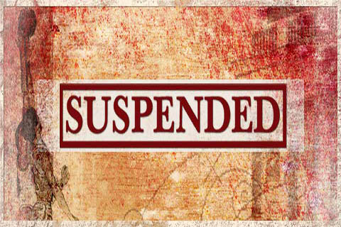 Four J&K government employees suspended