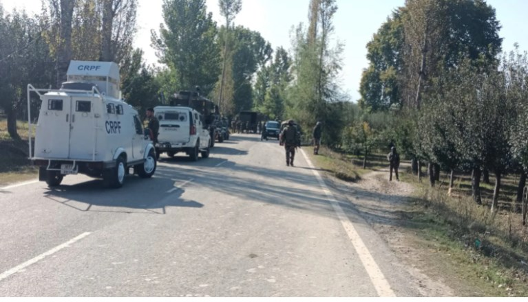 IED detected, defused in J&K's Baramulla
