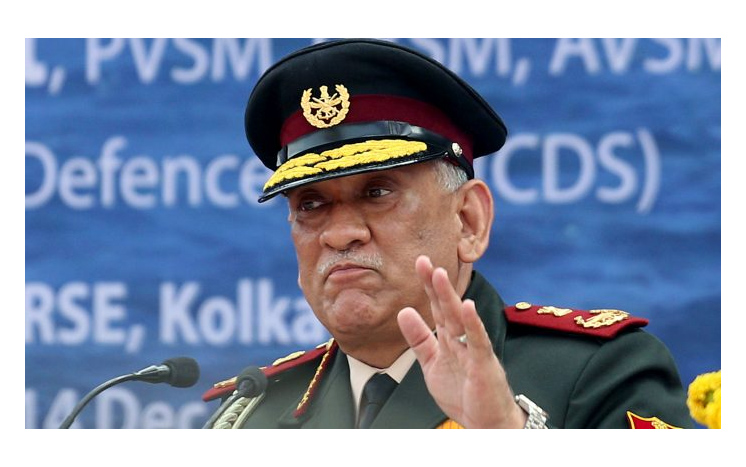 Fully prepared for any challenges on LAC: CDS Bipin Rawat